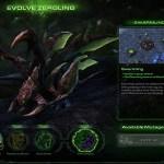 Startcraft 2: Heart of Swarm - starcraft-2-zergling-evolucion