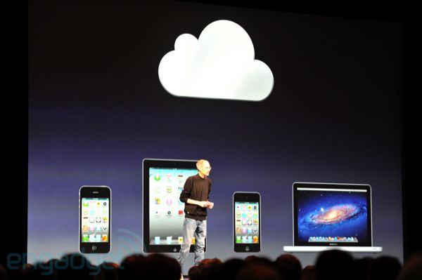 iCloud e iTunes Match son revelados en el WWDC 2011 - stevejobswwdc2011liveblogkeynote0873