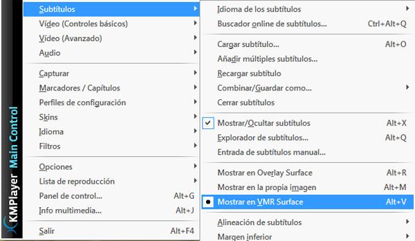 subtitulos Mostrar subtítulos en la parte inferior de la pantalla [Truco]