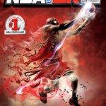 Jordan, Bird y Magic en la portada de NBA 2K12
