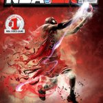 Jordan, Bird y Magic en la portada de NBA 2K12
