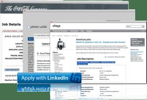 Apply With LinkedIn, optimiza tu búsqueda de oportunidades
