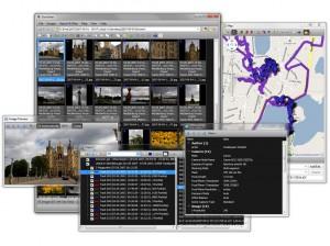 geosetter floating windows en 300x224 Añade posición GPS a tus fotos con Geo Setter