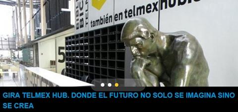 gira telmex hub Gira Telmex Hub llega a Puebla