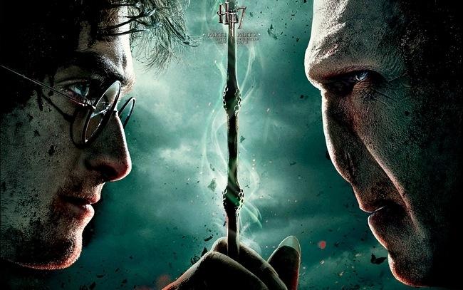 Mágicos Wallpapers de Harry Potter y Las Reliquias de la Muerte Parte 2 - harry-potter-customisation-set-14