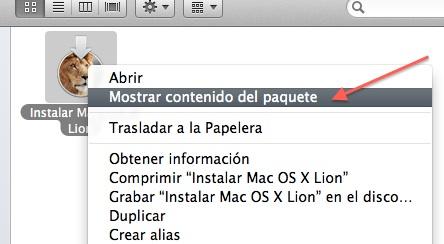instalar mac os x en un sd o usb Cómo instalar Mac OS X 10.7 Lion desde un USB, DVD o SD