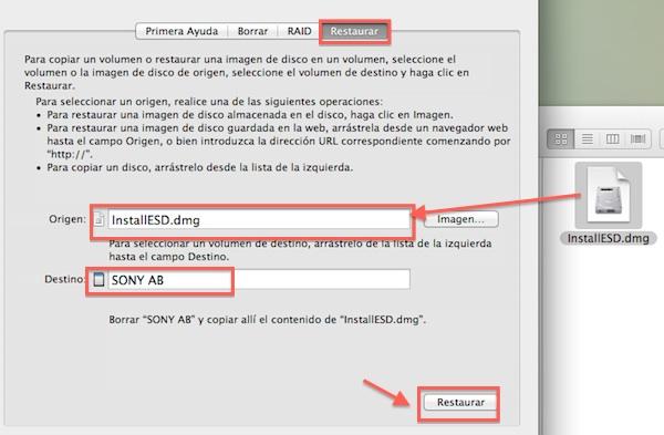 Cómo instalar Mac OS X 10.7 Lion desde un USB, DVD o SD - instalar-mac-os-x-lion-en-un-usb-o-sd-7