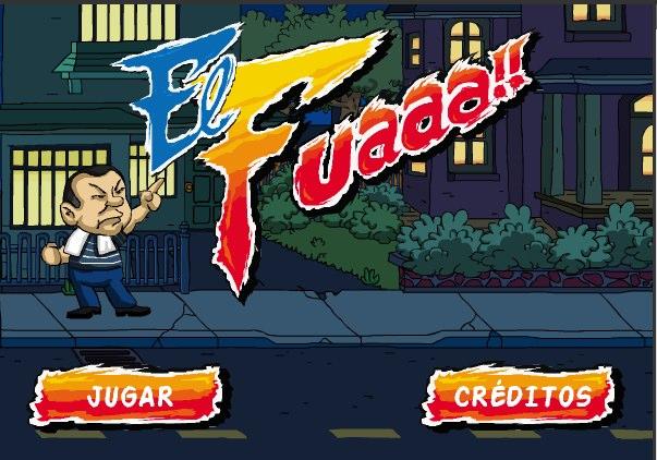 El videojuego del Fuaaa! - juego-del-fuaaa