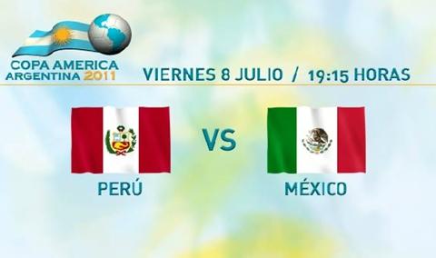 México vs Perú en vivo, Copa América 2011 - mexico-peru-en-vivo-copa-america-2011