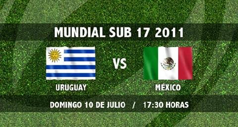 mexico uruguay en vivo gran final mundial sub17 México vs Uruguay en vivo, Gran Final Mundial Sub17