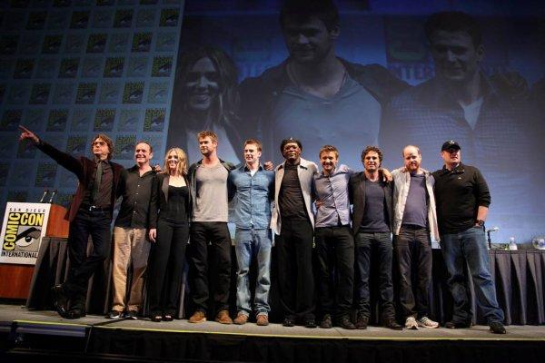the avengers Ya tenemos teaser tráiler (filtrado) de The Avengers
