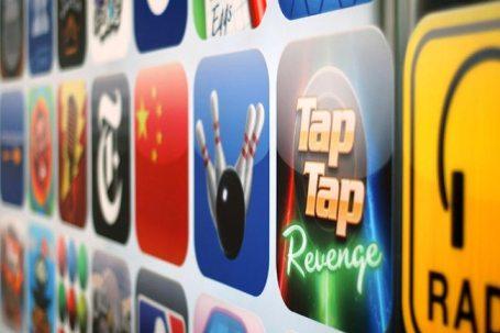 Los usuarios de iOS compran más que el año pasado - top-iphone-apps