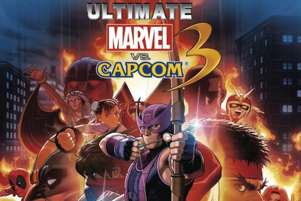 Capcom anuncia Ultimate Marvel Vs Capcom 3, con 12 nuevos personajes