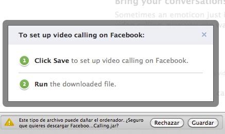 videconferencias en facebook 5 Facebook incluye las videollamadas en el Chat, te decimos como activarlas