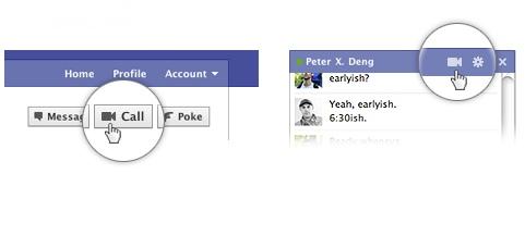 videollamdas en facebook Facebook incluye las videollamadas en el Chat, te decimos como activarlas
