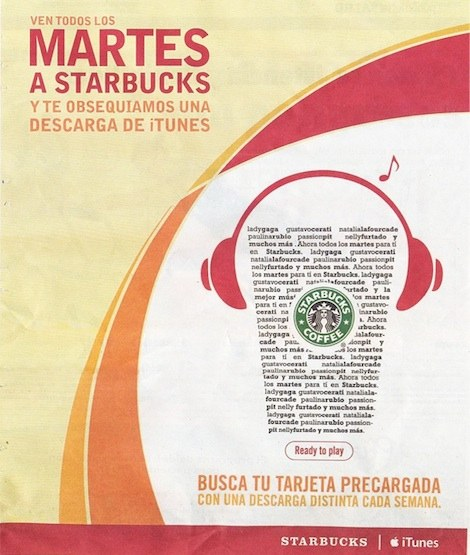 Starbucks regalará libros, aplicaciones y más en la compra de un café - Starbucks-pick-of-the-week2