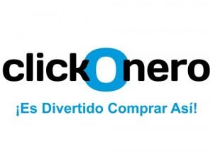 clickonero logo 300x231 ClickOnero llega a un millón de suscriptores