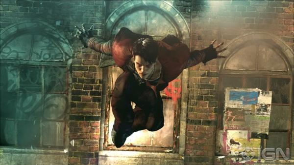 Capcom presenta nuevo trailer de Devil May Cry - devil-may-cry