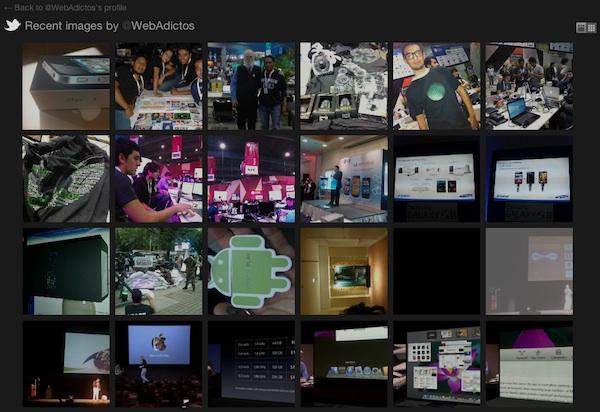 Twitter lanza las Galerías de Fotos - galeria-de-fotos-twitter