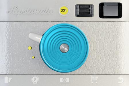 Hipstamatic, todo un estuche de fotografía en tu iPhone [Reseña] - hipstamtic