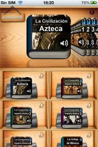 historia de mexico app La Historia de México en apps para iPhone y iPad