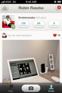 piictu review screenshot 2 200x300 Piictu para iPhone, lleva una conversación usando imágenes