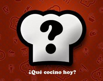 1 Aprender a cocinar con ¿Qué cocino hoy?
