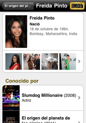 IMDb, el mundo del cine en tus manos - 2