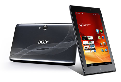 Acer Iconia Tab A100 hero Acer Iconia Tab A100 ya disponible en México