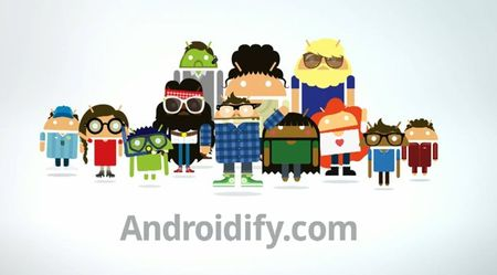 Androidify Tu avatar con personalidad y estilo con Androidify