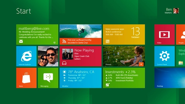 Descargar Windows 8. developer preview Descargar Windows 8 Developer Preview