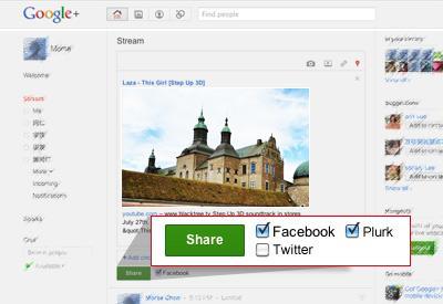 Publish Sync, una extensión para todas tus redes sociales - G+