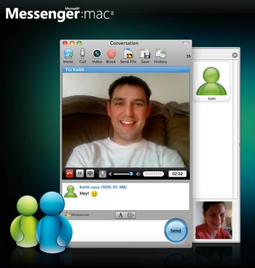 Microsoft Messenger Mac 8, una gran alternativa para chatear en Mac - Messenger-Mac-8