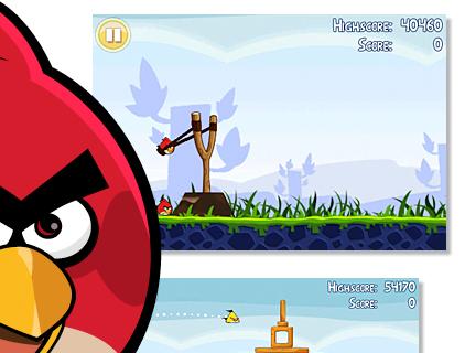 angry birds1 Angry Birds llega a las 350 millones de descargas