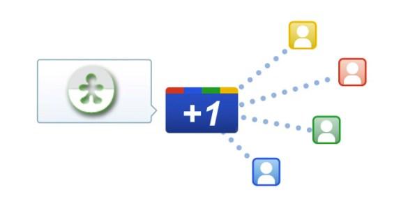 google +1 webadictos Instalar el botón +1 en Google Chrome y cómo usarlo.