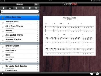 guitar pro ipad 590x442 Edita tus partituras con Guitar Pro para iPad