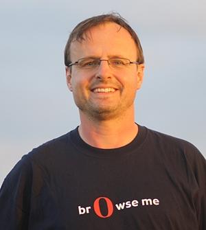 El futuro de la Web, después de 20 años de sus inicios - hakon-wium-lie-opera