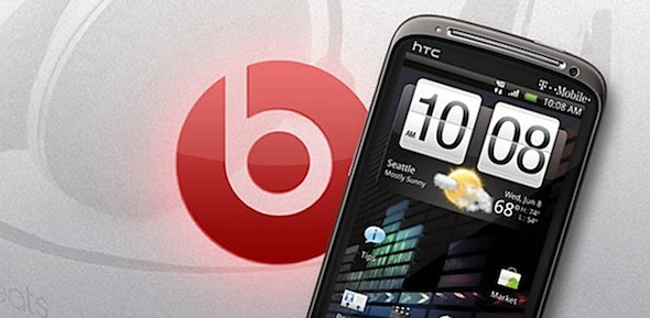 HTC y Beats Electronics preparan su primer Smartphone - htc_beats