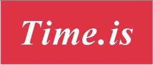 Siempre a la hora exacta con Time.is