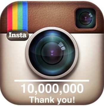 Instagram llega a 10 millones de usuarios a unos días de cumplir 1 año - instagram-10-millones