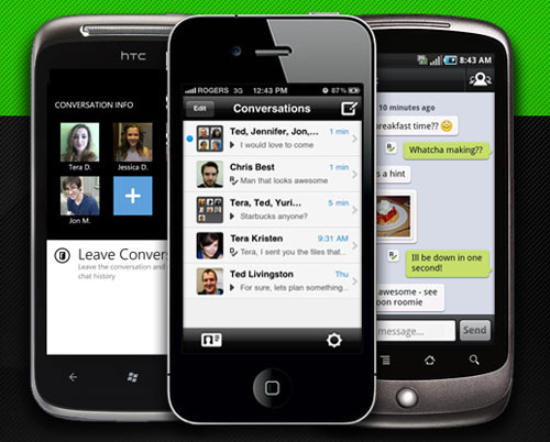 Kik Messenger, una nueva alternativa en mensajería instantánea. - kik