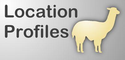 llama location profiles Perfiles del teléfono basados en la ubicación para Android