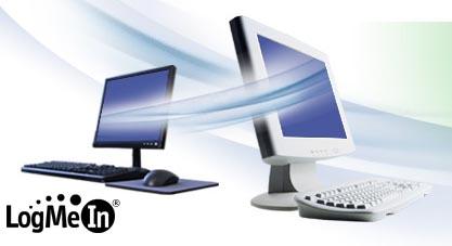 logmein Accede a tu computadora desde otro ordenador o desde tu iPhone