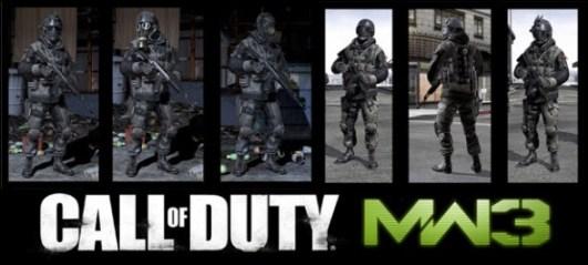 Trailer del multiplayer de Modern Warfare 3 al fin revelado! - modern-warfare-3-multiplayer-590x265