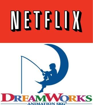 Netflix y Dreamworks firman un acuerdo de transmisión - netflix-dreamworks