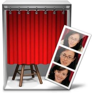 Efectos para fotos y videos en Mac con Photo Booth