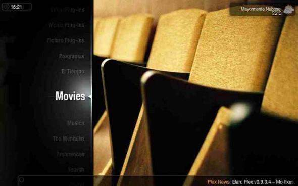 Plex, un excelente Media Center multiplataforma - plex-media-center-590x368