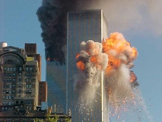 Cronología de los ataques del 11 de septiembre al World Trade Center en Nueva York - september-11