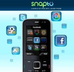 Snaptu, todas tus redes sociales en tu teléfono