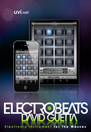 uvi electrobeats Crea tu música con ElectroBeats de David Guetta